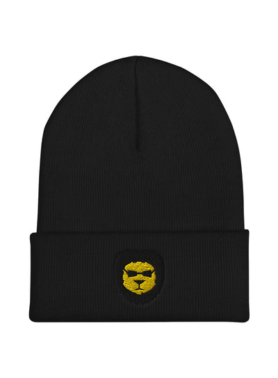 Badlion Cuffed Beanie Black