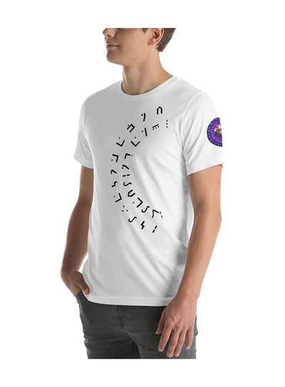 Badlion T-shirt Enchanted Shield White
