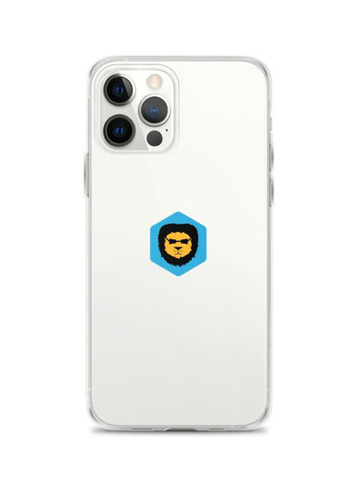 Badlion iPhone Case transparent