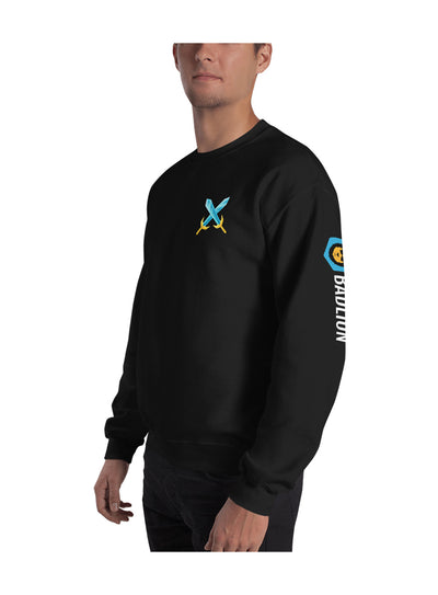 Badlion Crossed Swords Sweatshirt Black