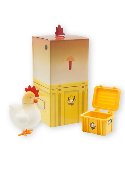 CS:GO Chicken Vinyl Base Box + Digital Unlock