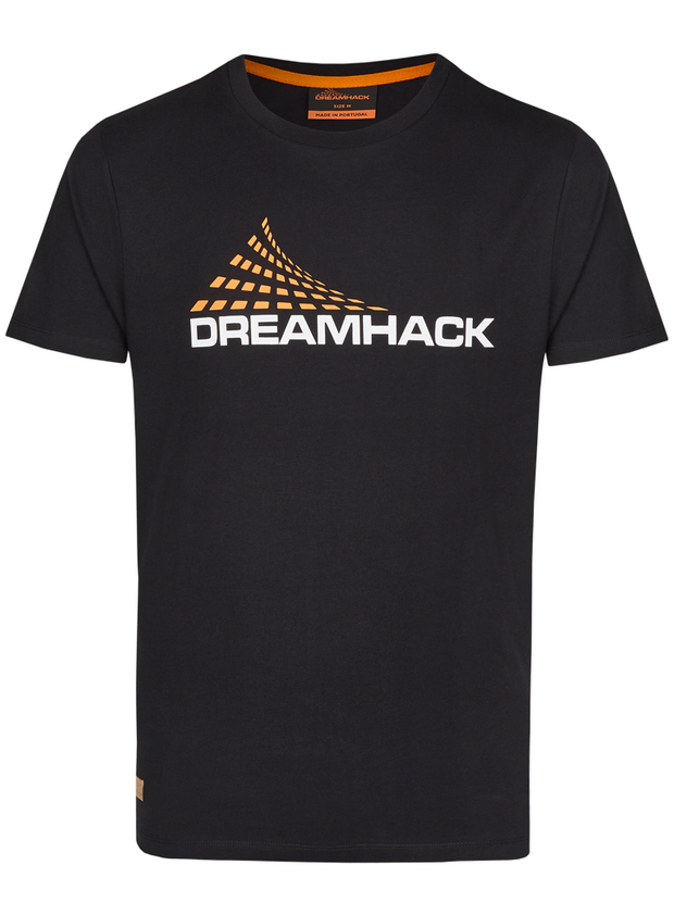 DreamHack Original T-shirt (Black)