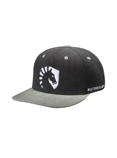 Team Liquid Snapback Cap Grey