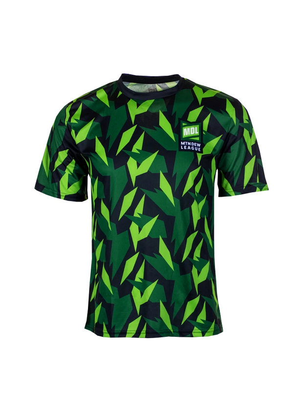 MTN DEW League Camo T-shirt