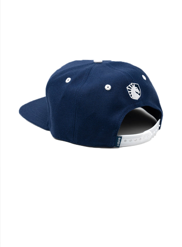 Team Liquid Snapback Hat Blue