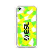 ESL In Color iPhone Case allover Camo
