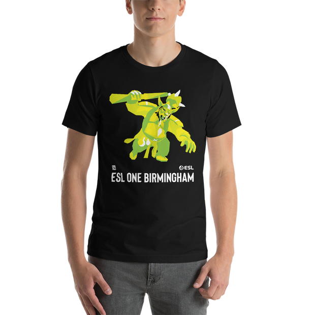 ESL One Birmingham Event T-shirt