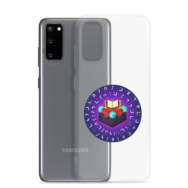 Badlion Samsung Case Enchanted Shield transparent