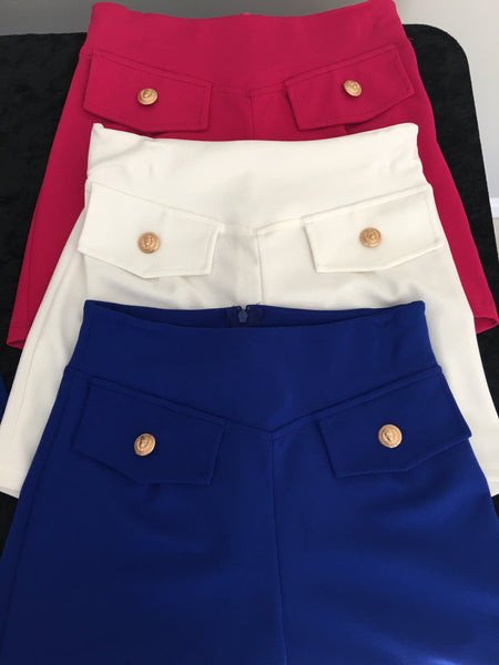 Sailor Made Sophisticated Shorts