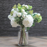 artificial flowers luxury faux silk eternal elegance bouquet 1 lifelike realistic faux flowers buy online from Amaranthine Blooms Hong Kong UK