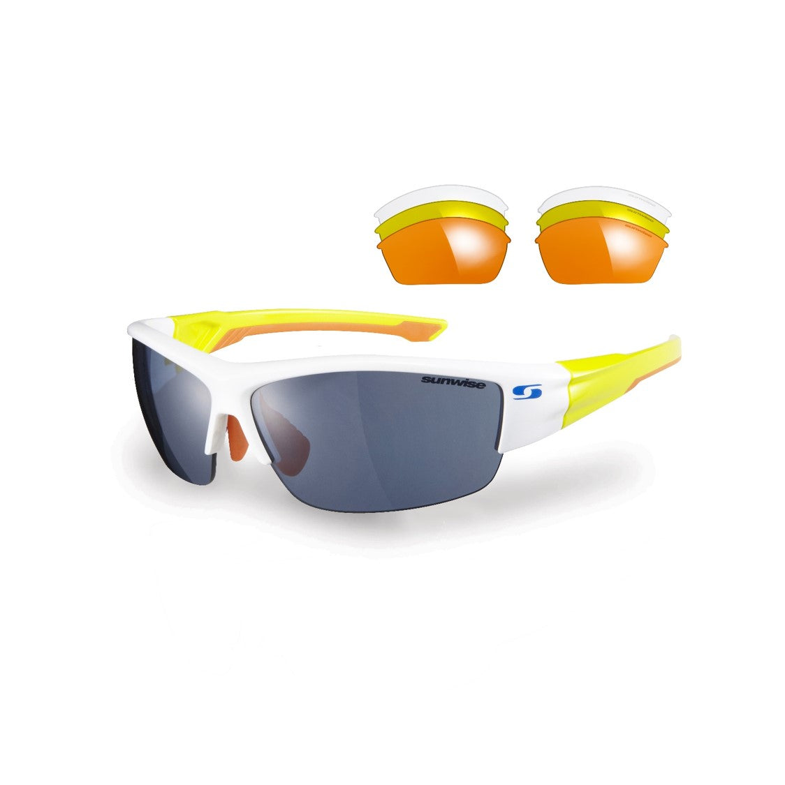 0874df5ddc Sunwise® Evenlode White Sunglasses