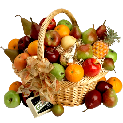 Abundant Fruit Basket