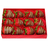 Belgian Chocolate Strawberry Box