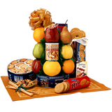 Fruit and Cheese Gift Box