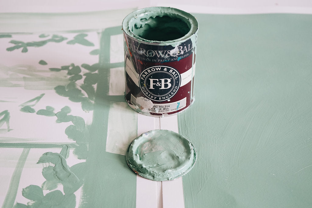 Farrow and Ball Collaboration