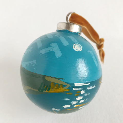 Marsh Ornament 32