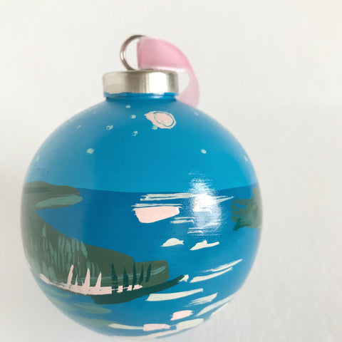 Marsh Ornament 34