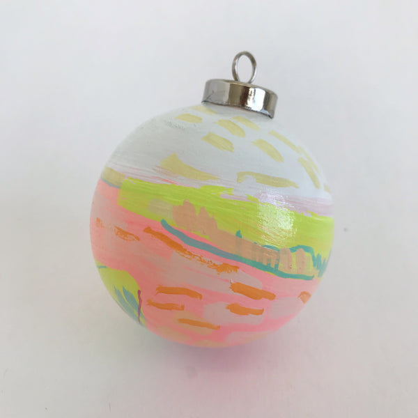 Marsh Ornament 21