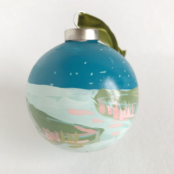 Marsh Ornament 43