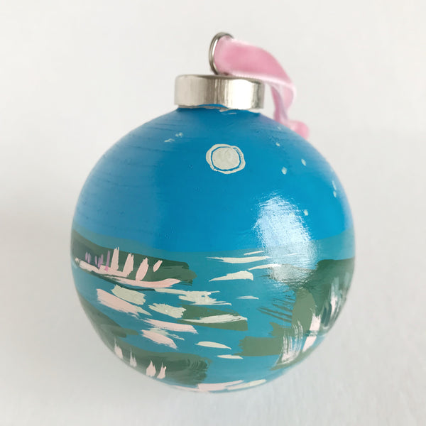 Marsh Ornament 42