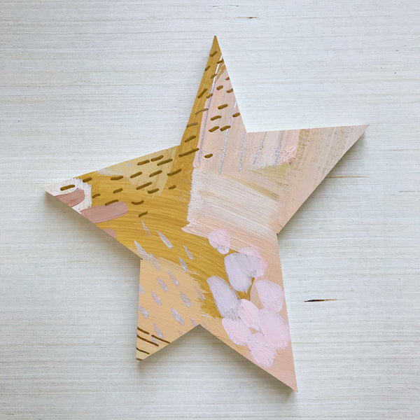 Gold Star Topper Medium 8