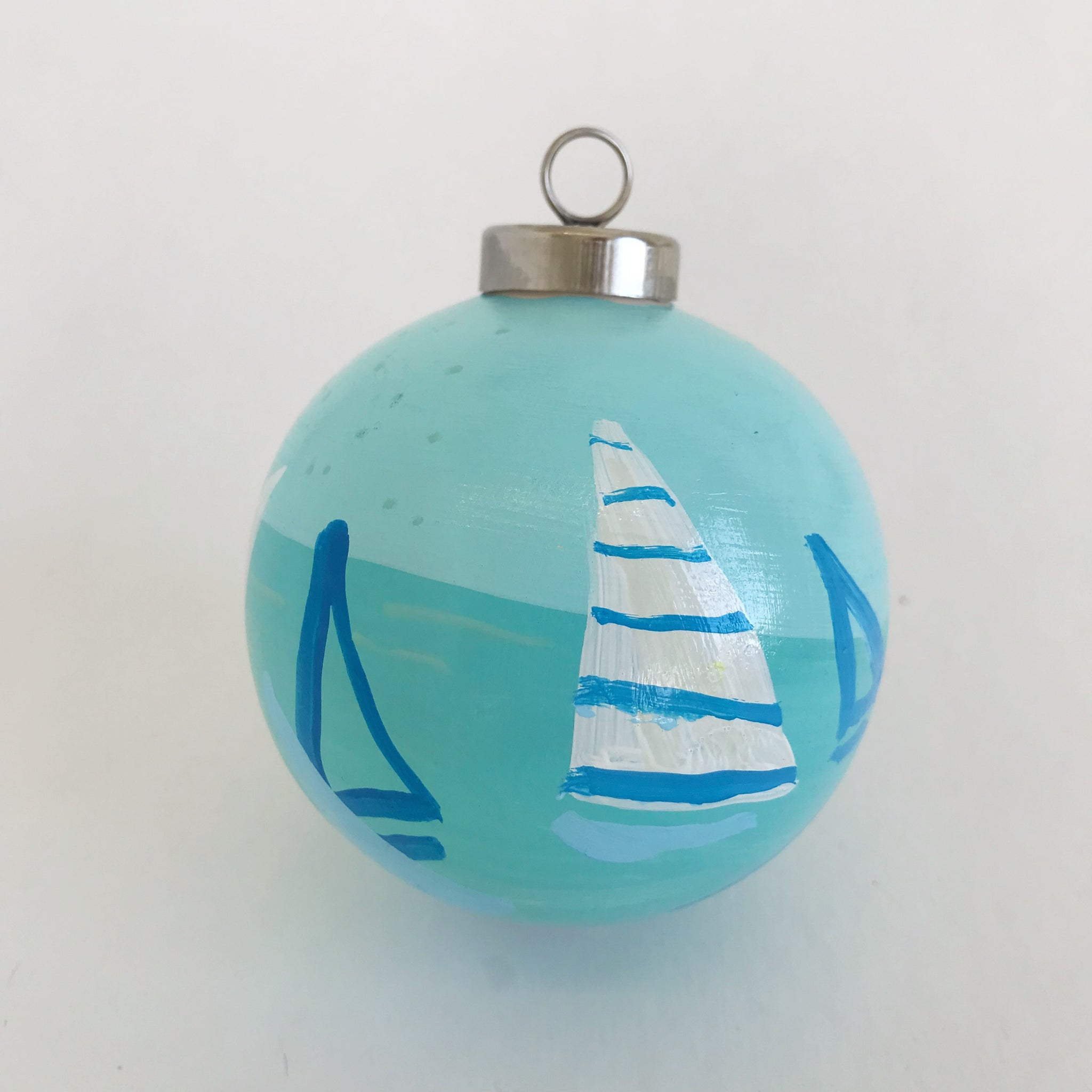 Regatta Ornament 24