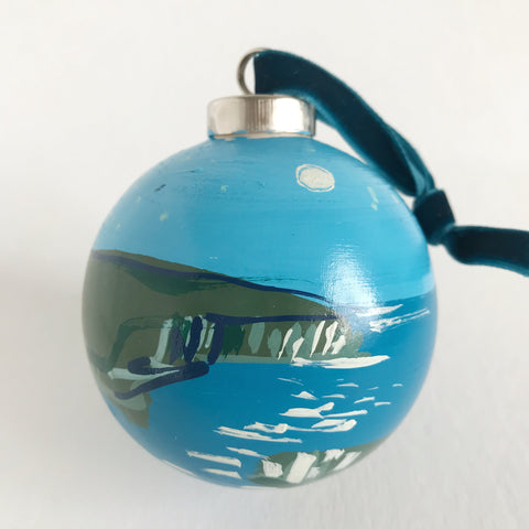 Marsh Ornament 44