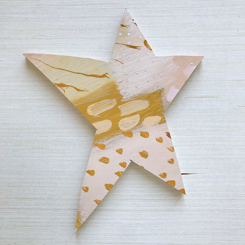 Gold Star Topper Medium 16