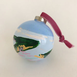 Marsh Ornament 19