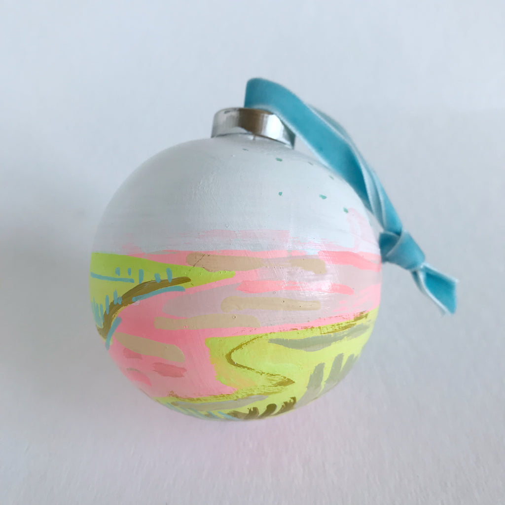 Marsh Ornament 23