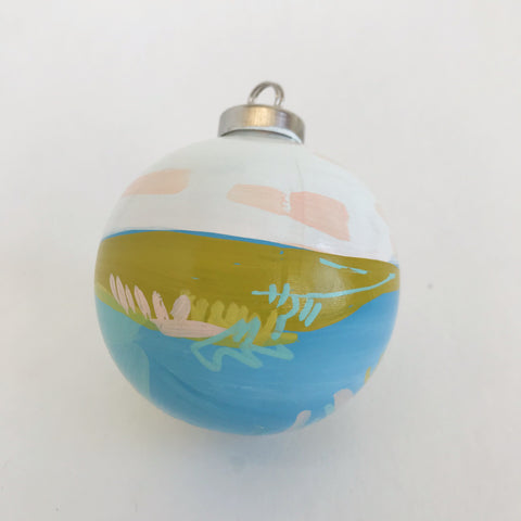Marsh Ornament 22