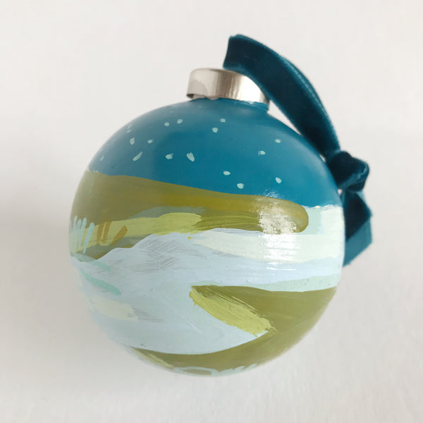 Marsh Ornament 45