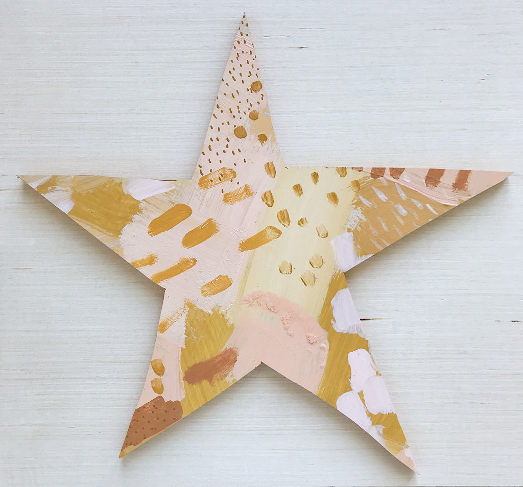 Gold Star Topper Giant 1