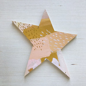 Gold Star Topper Medium 13