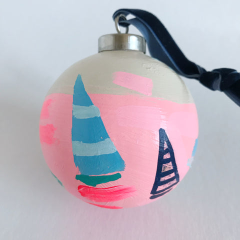 Regatta Ornament 29