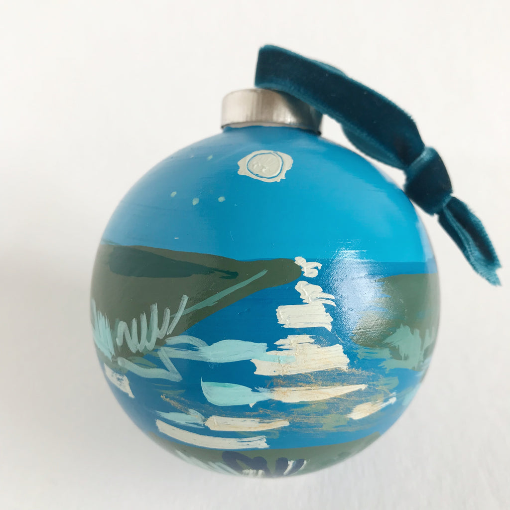 Marsh Ornament 49