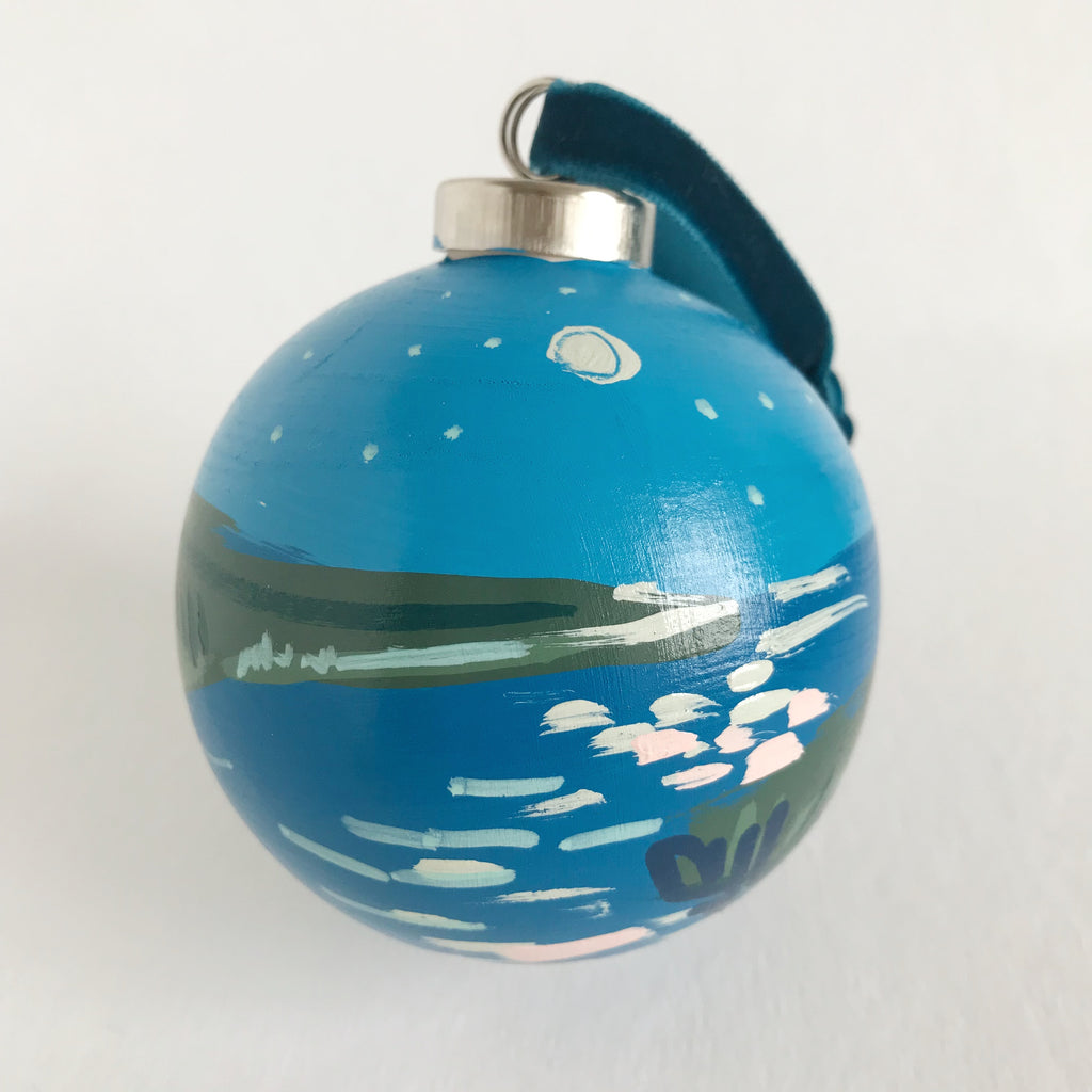 Marsh Ornament 51