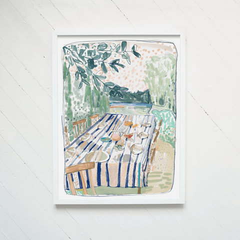"*NEW* ""By The Sea"" Print"