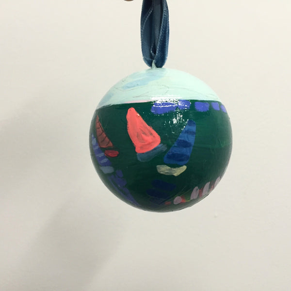 Merry Little Christmas Ornament 5