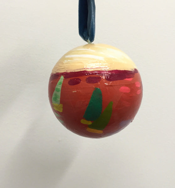 Merry Little Christmas Ornament 6