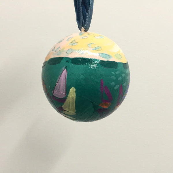 Merry Little Christmas Ornament 7