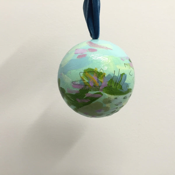 Merry Little Christmas Ornament 10