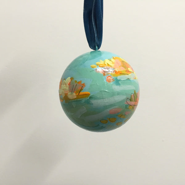 Merry Little Christmas Ornament 12