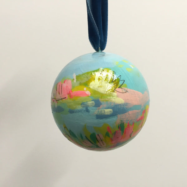 Merry Little Christmas Ornament 14
