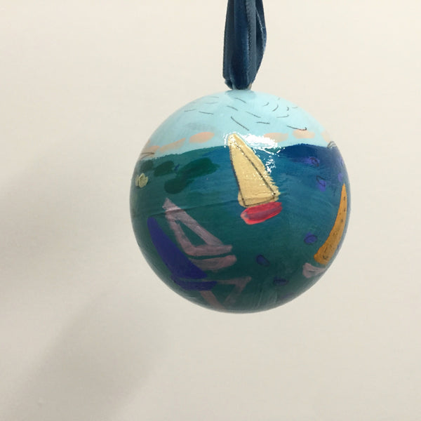 Merry Little Christmas Ornament 2