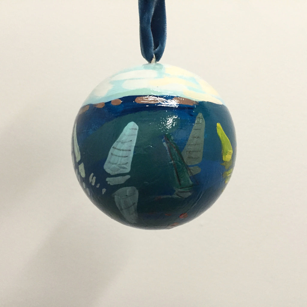 Merry Little Christmas Ornament 3