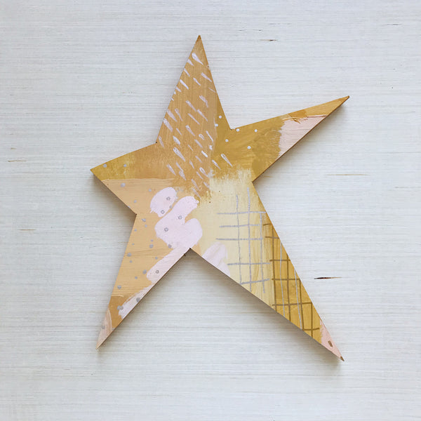 Gold Star Topper Large 4