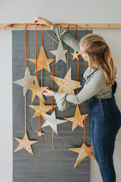 Gold Star Topper Large 6