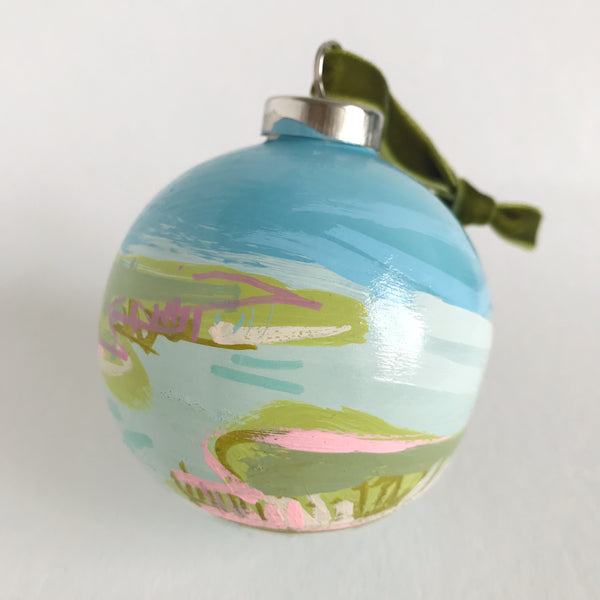 Marsh Ornament 52