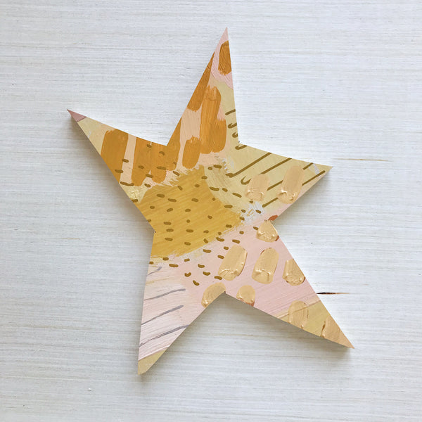 Gold Star Topper Medium 11